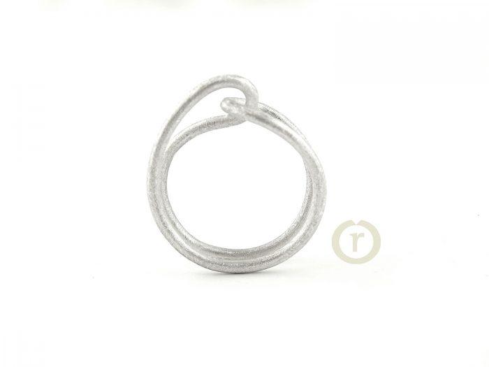 Ring White Gold